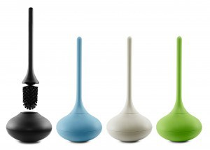 Ballo toilet brushes by Normann Copenhagen