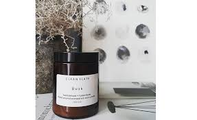 Dusk by Clean Slate - the perfect marriage of Sandalwood and Tonka Bean