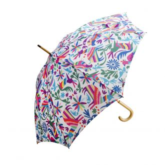 Mexican Umbrella Otomi