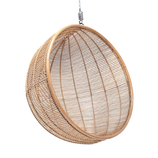 Hanging Rattan Bowl Chair