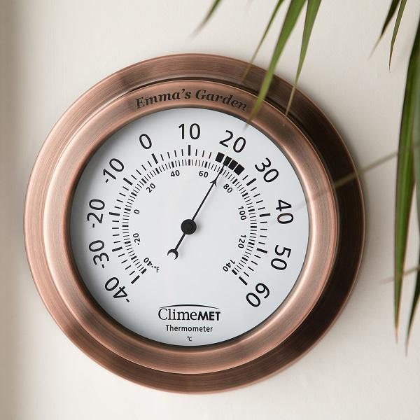 thermometer, temperature dial, weather dial, digital, weather gauge