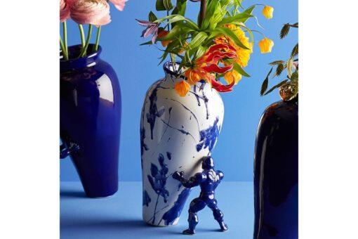 superhero vase